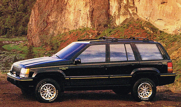 1994 Jeep Grand Cherokee Specs